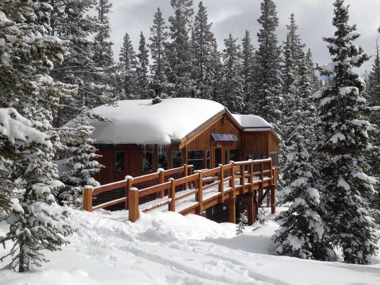 Colorado hut trips winter hut trips in colorado for Ski cabins in colorado