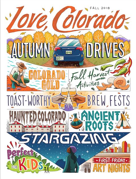 Subscribe to the Colorado Alive Magazine