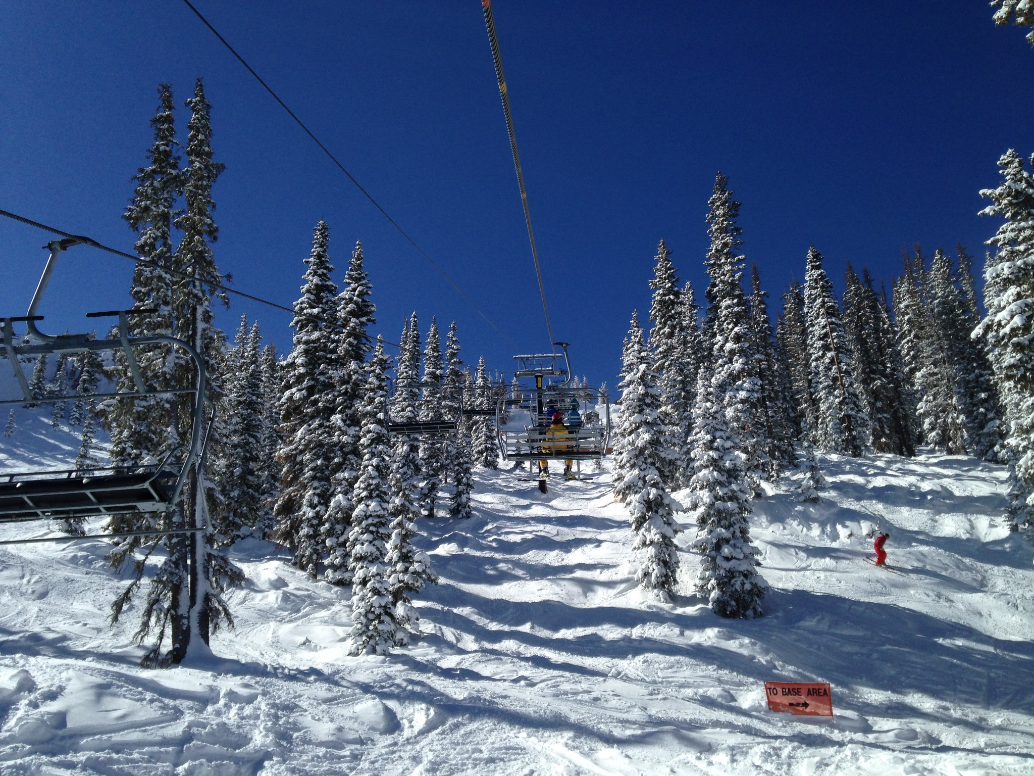 10 ways to spend winter in pagosa springs for Ski cabins in colorado