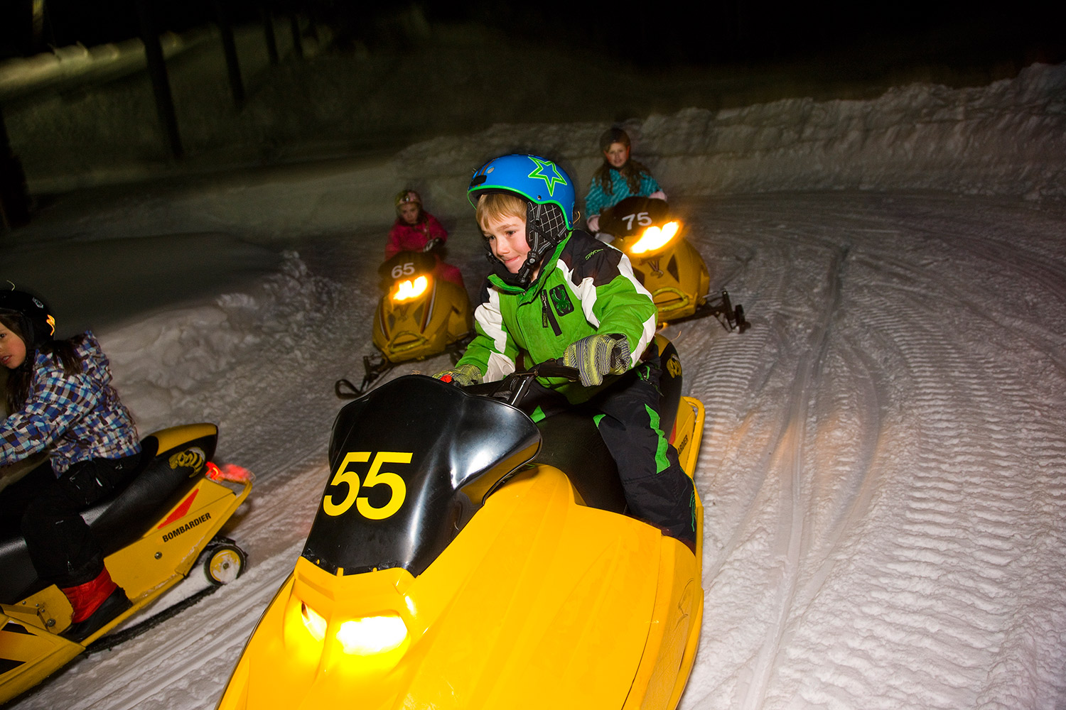 Winter Activities for Kids at Colorado Ski Resorts