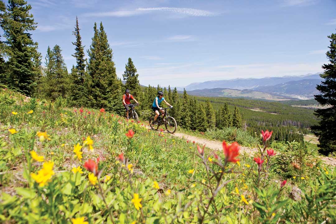 Mountain-Biking Havens at Colorado Ski Resorts | Colorado com