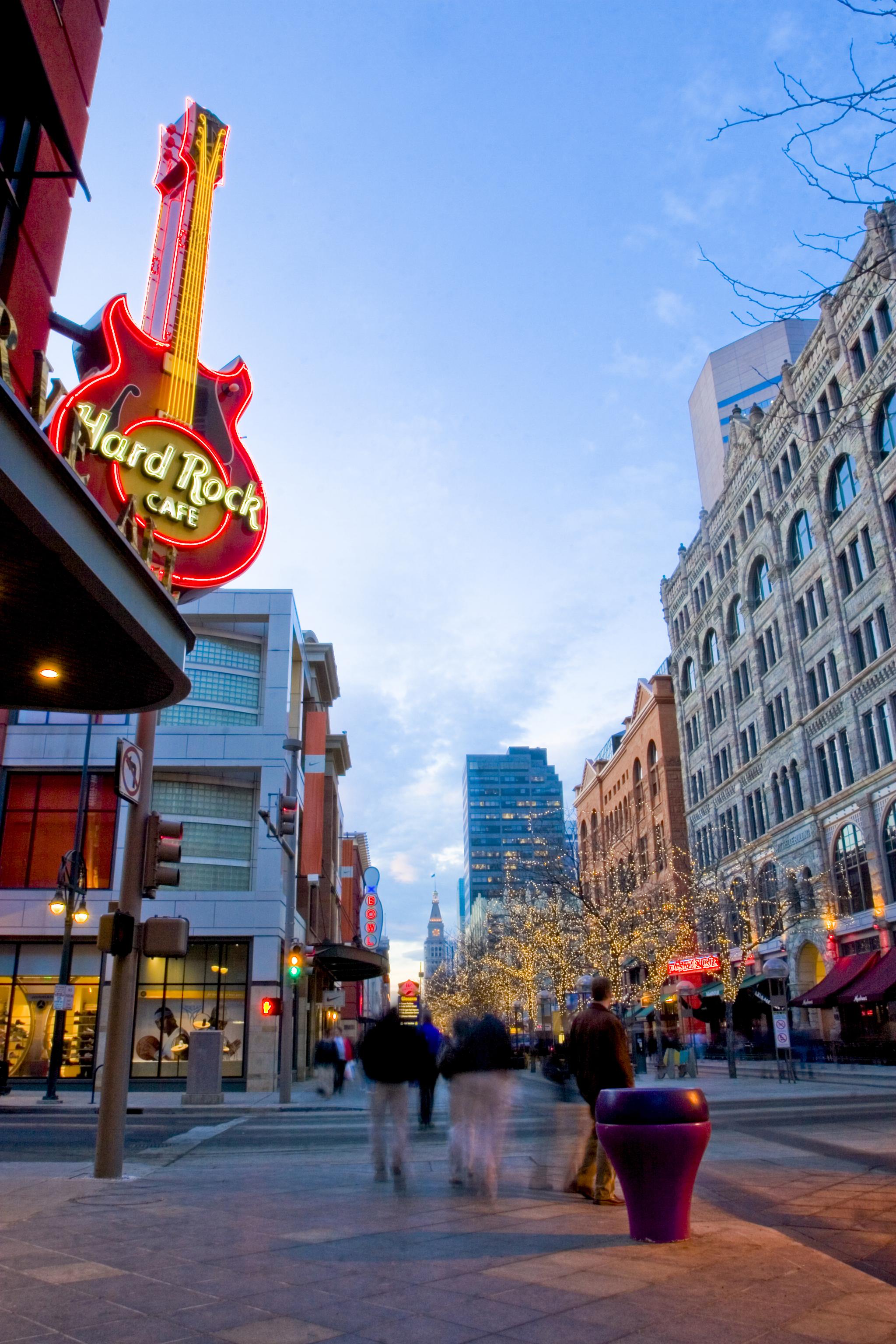 Hard Rock Cafe Th Street Mall