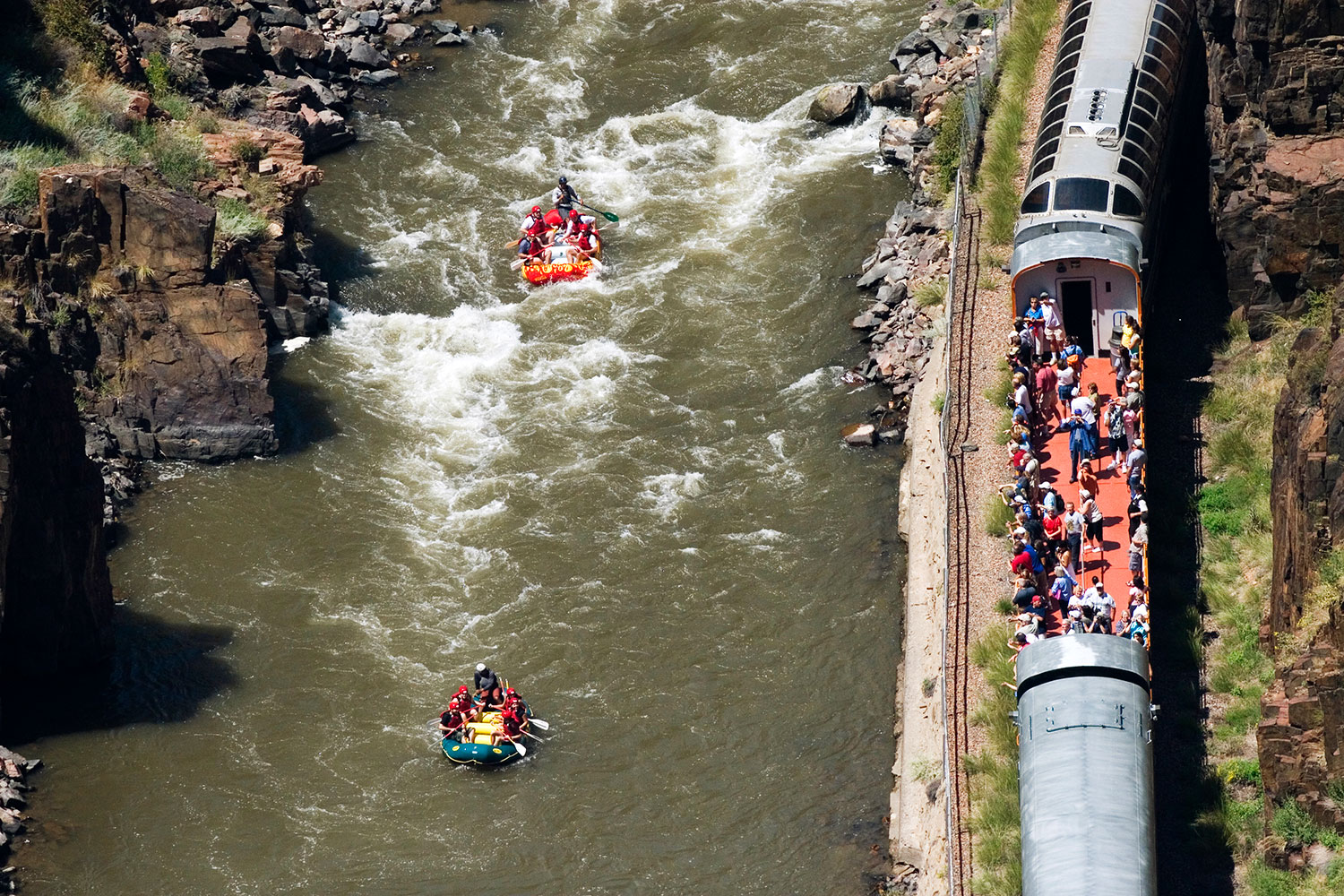 Royal gorge things to see do colorado royal gorge rafting sciox Image collections
