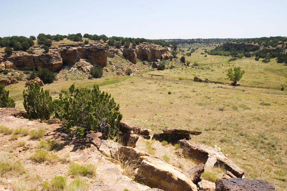 Vogel Canyon Recreation Area