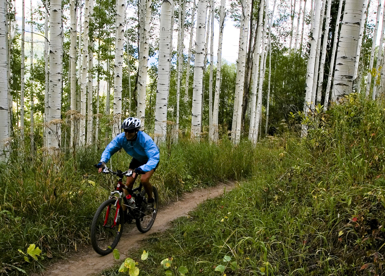 Mountain bike trails glenwood springs colorado