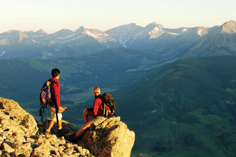 summer activities at colorado ski resorts | colorado