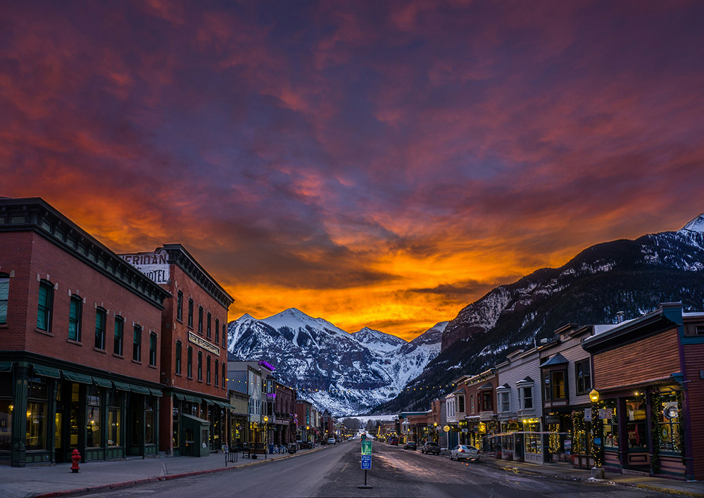 telluride in the winter getting here things to do colorado com telluride in the winter getting here
