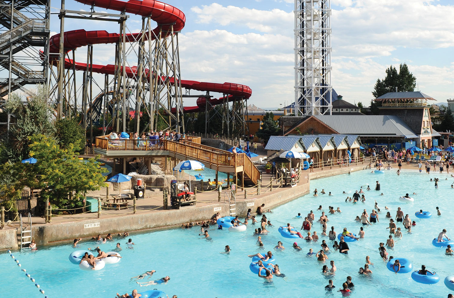 Summer Cool Downs Colorado Water Parks Lakes Amp More