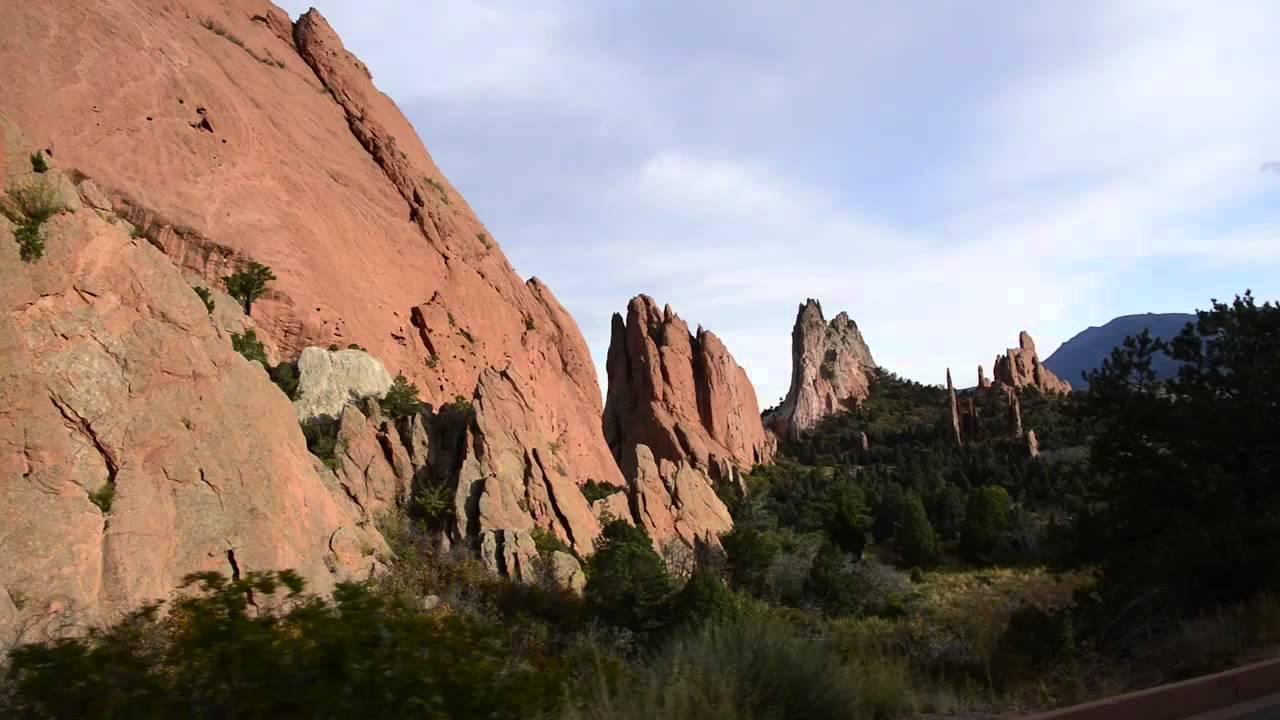 Segway At The Garden Of The Gods Colorado Com