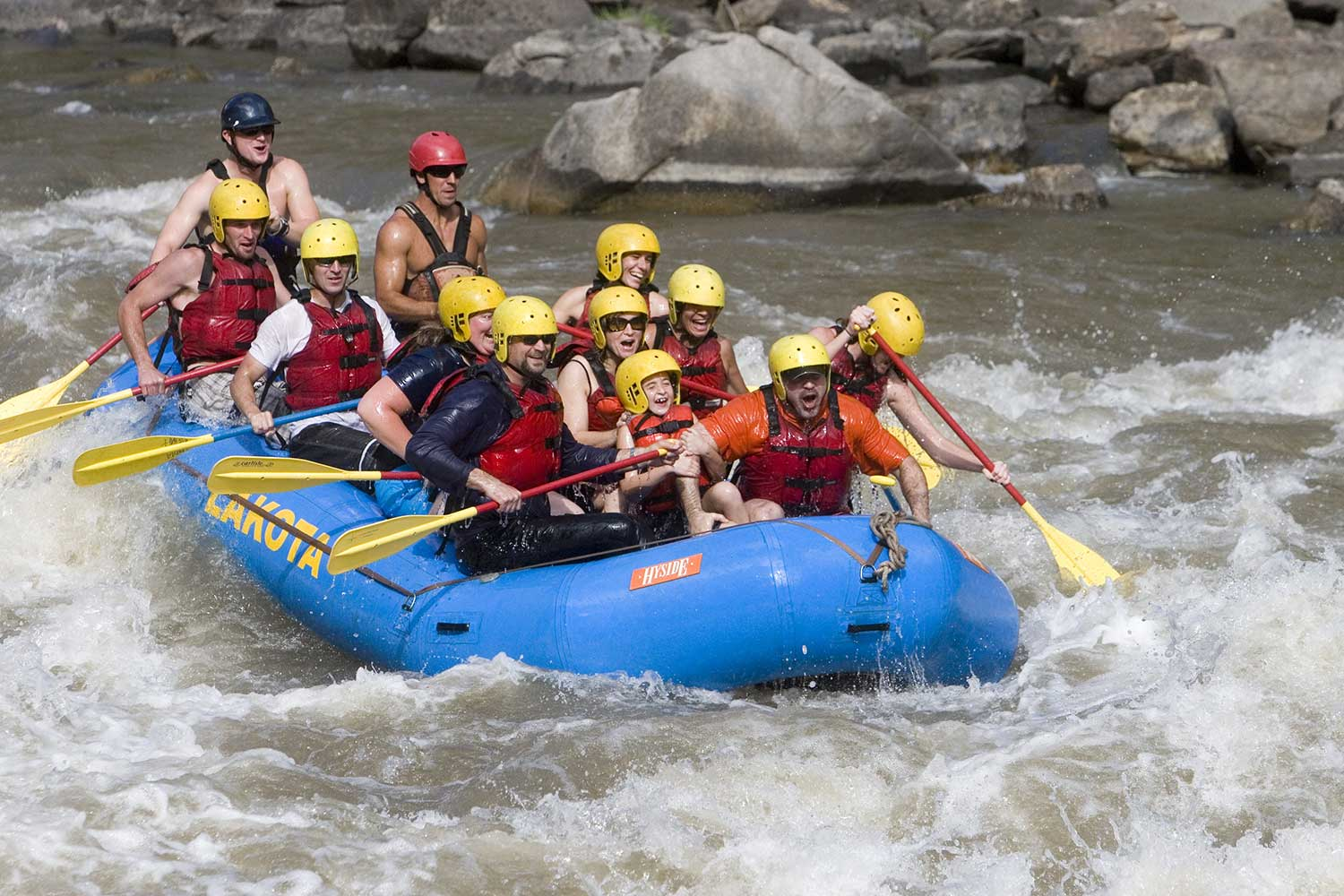 Image result for white water rafting colorado
