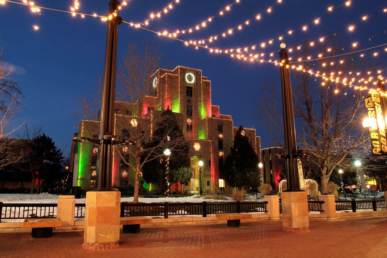 Colorado Festivals Holiday Lighting