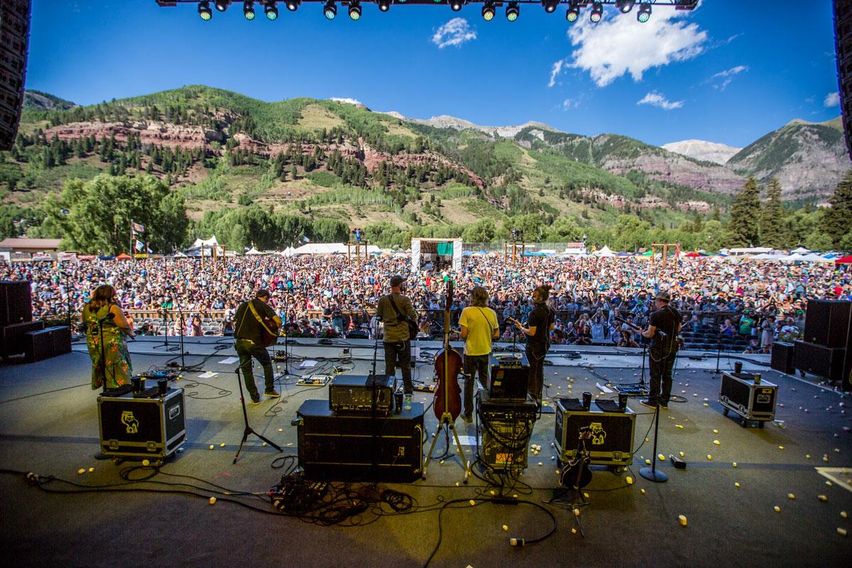 Telluride Bluegrass Festival 2020.Which Colorado Music Festival Is Right For You Colorado Com