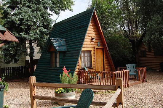 Colorado Cabins Cabin Vacations Colorado Com