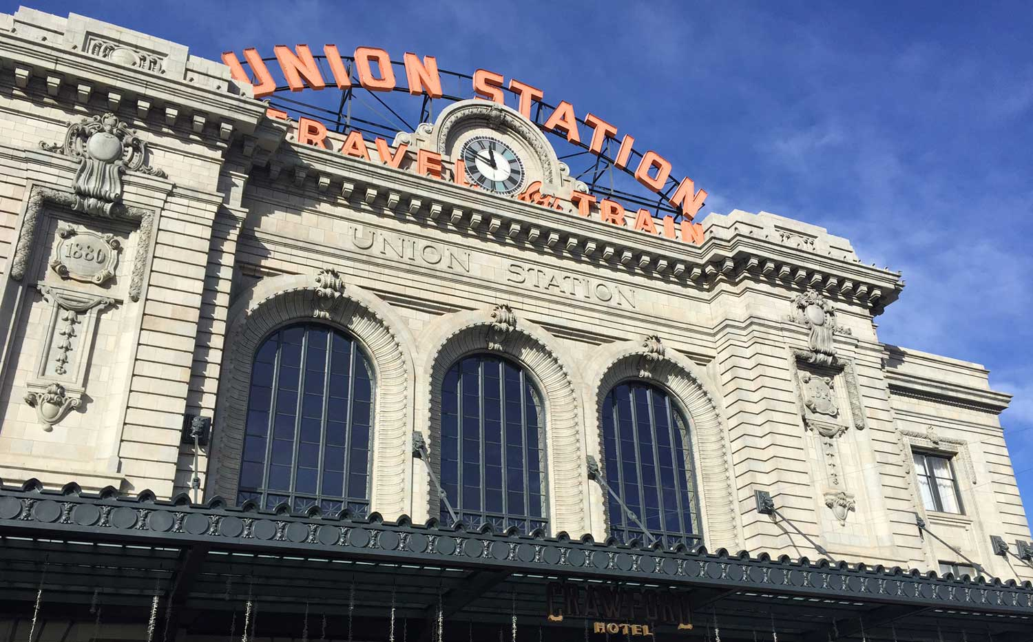 how to go to union station