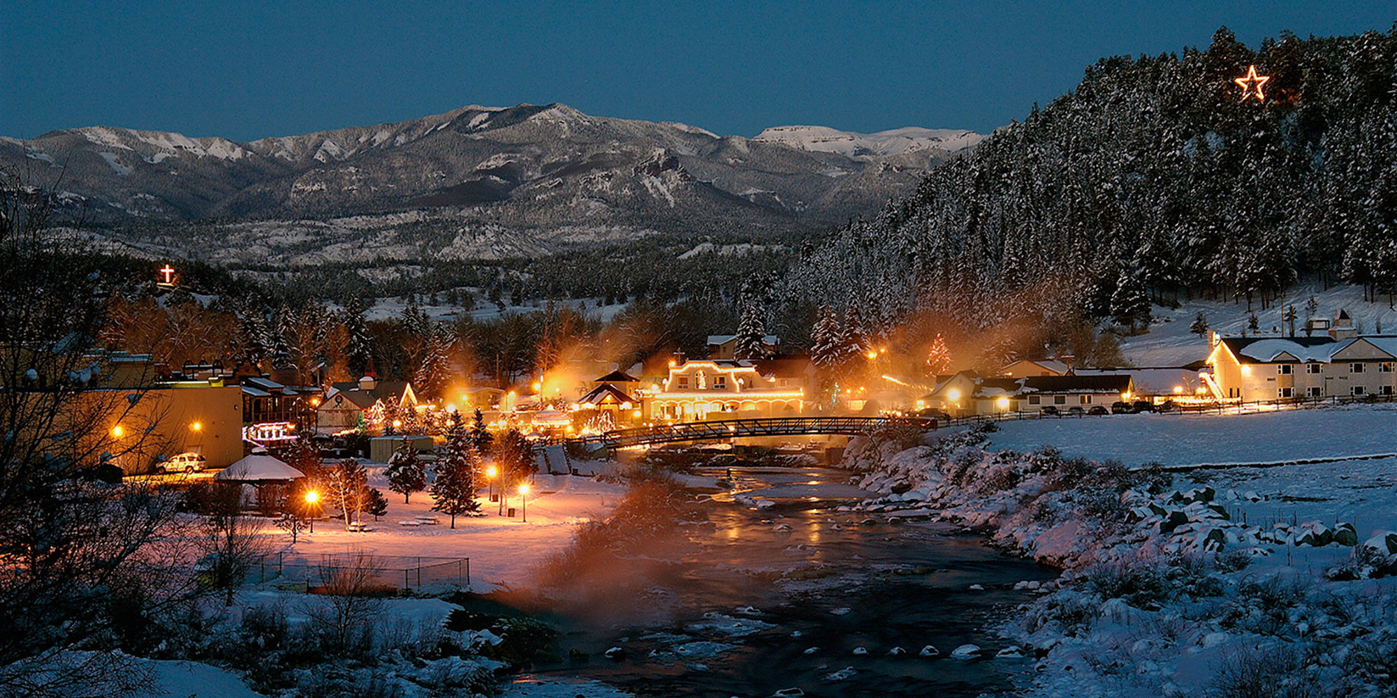 nightfall in pagosa springs co