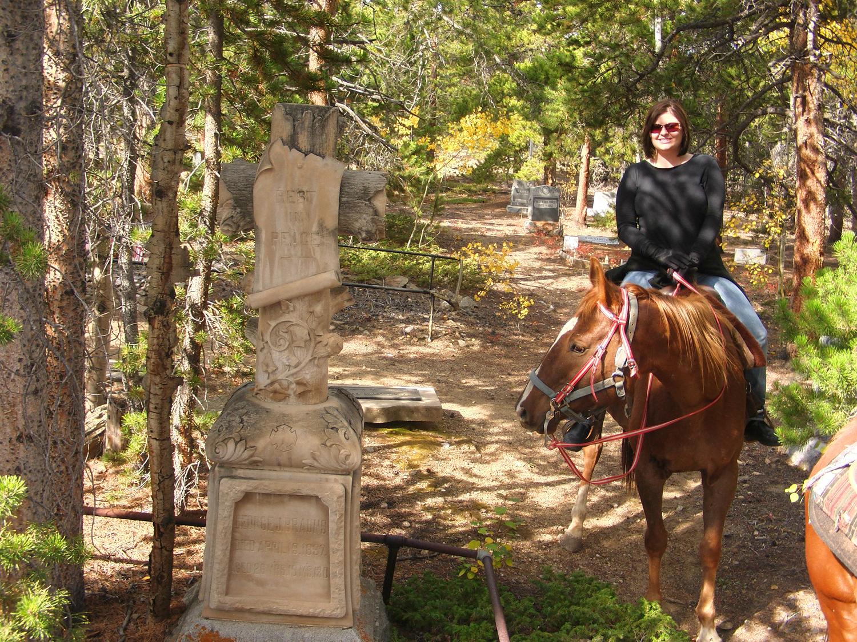 Colorado Horseback Riding Trips - Horseback Riding in Colorado ...