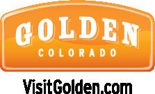Visit Golden Logo