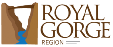 The Royal Gorge Region logo