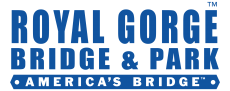 Royal Gorge Bridge logo