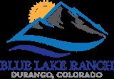 Blue Lake Ranch logo