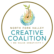 North Fork Valley Creative Coalition Logo