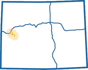 Grand Mesa Map