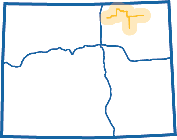 Pawnee Pioneer Trails Map