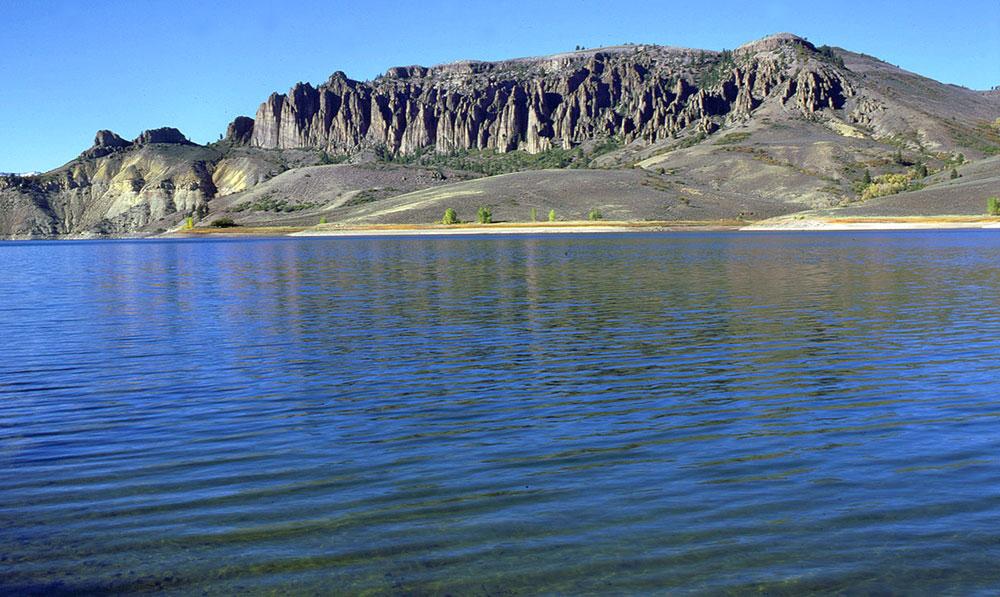 Blue Mesa Reservoir: Colorado Beach | Colorado.com