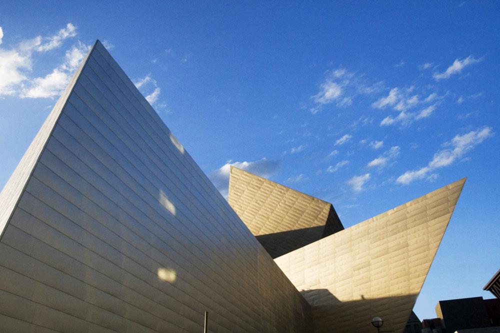 Denver Art Galleries Golden Triangle Museum District