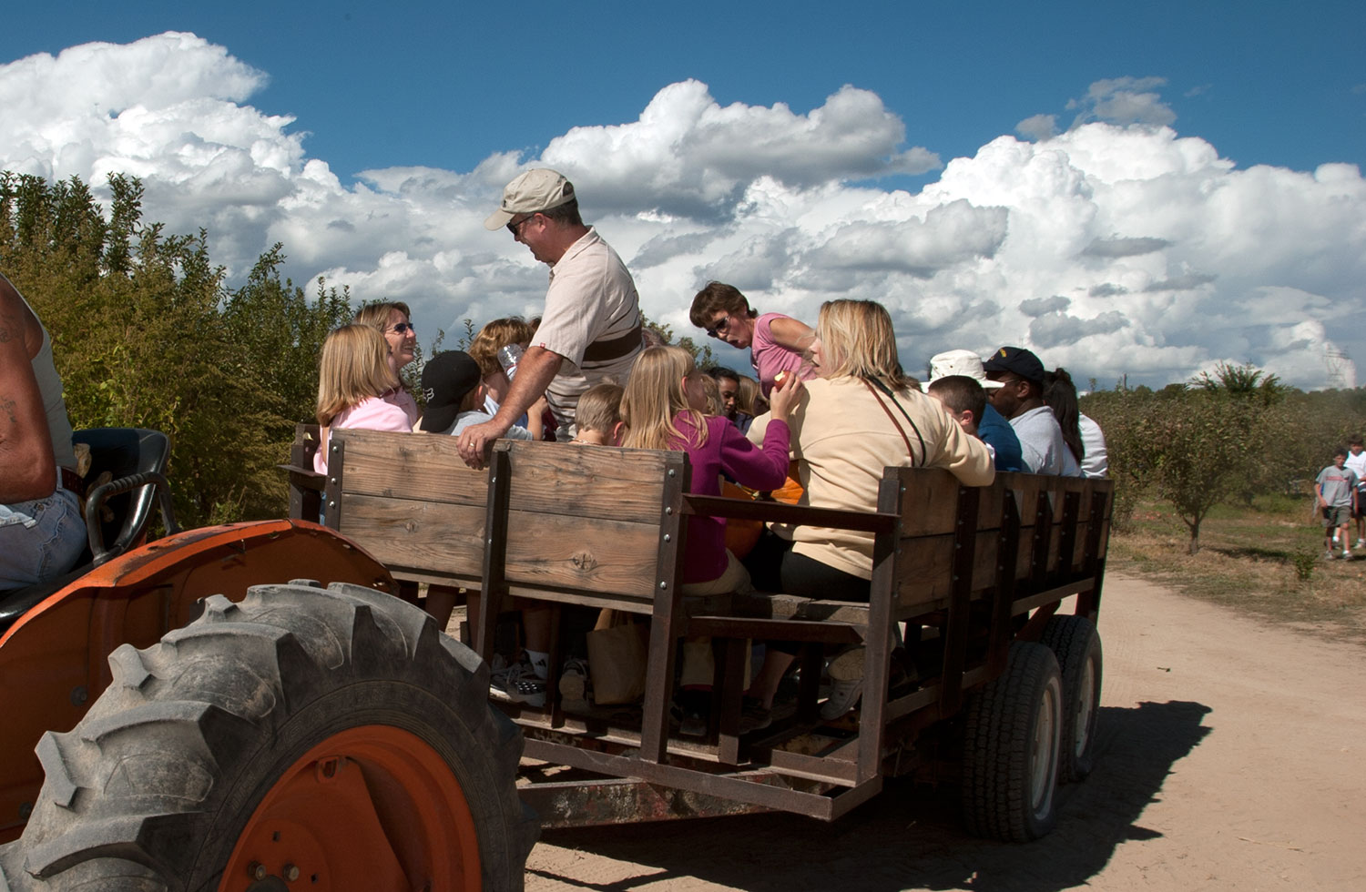 Pumpkin Patches, Corn Mazes, Farmers Markets & Other Fall Fun in
