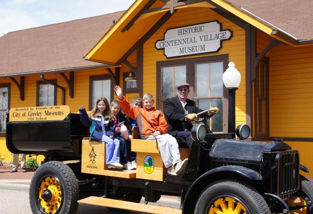 Historic Centennial Village Museum