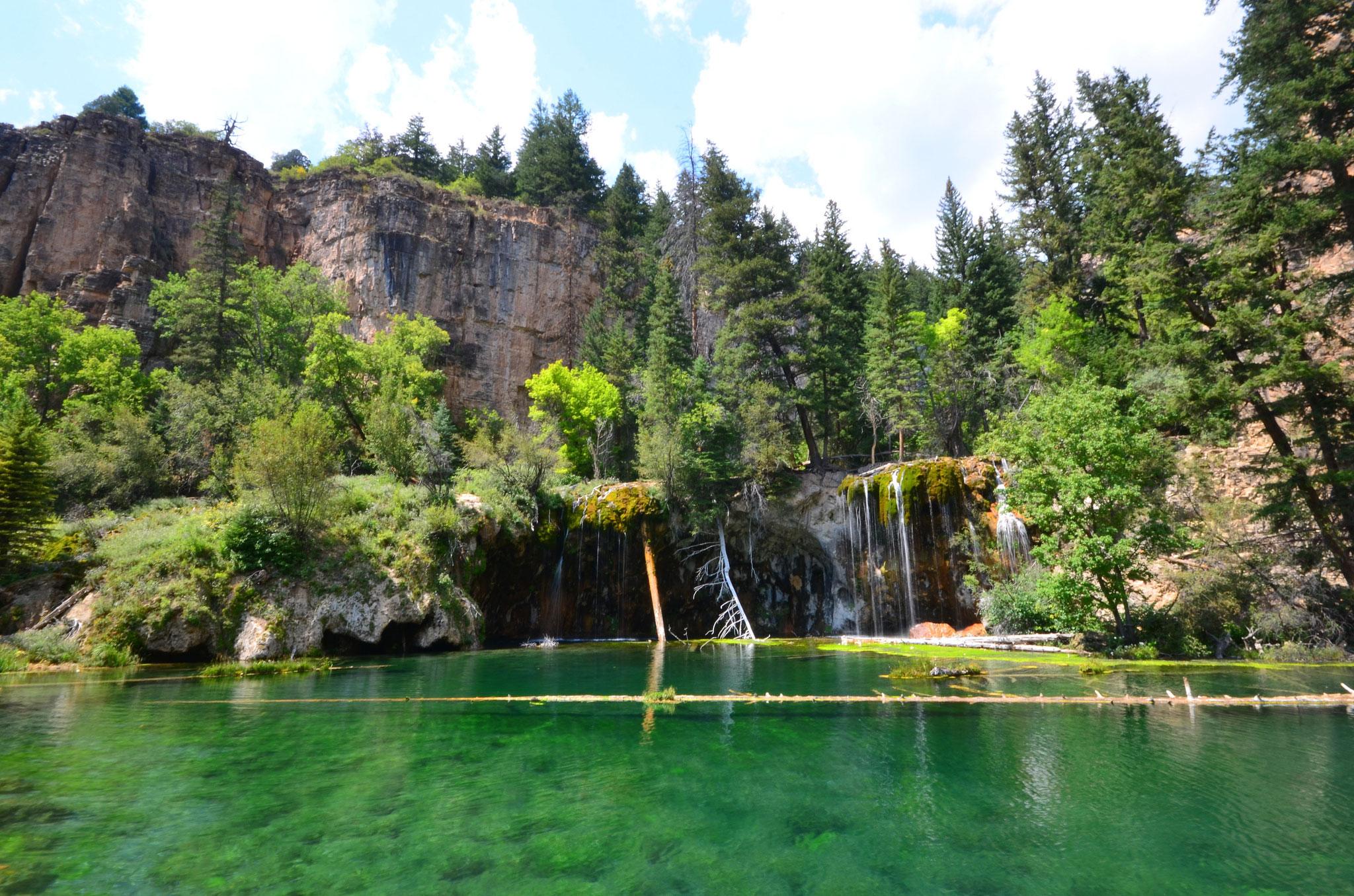 Hiking To Hanging Lake Colorado Coloradocom