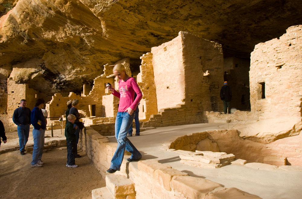 mesa verde national park single girls The puebloan culture represented at mesa verde national park  check out a glimpse of the mesa verde  pay your own entrance fee into the park and meet .