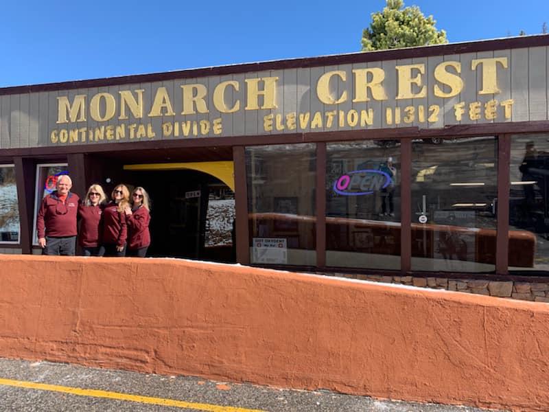 Monarch Crest Scenic Tramway