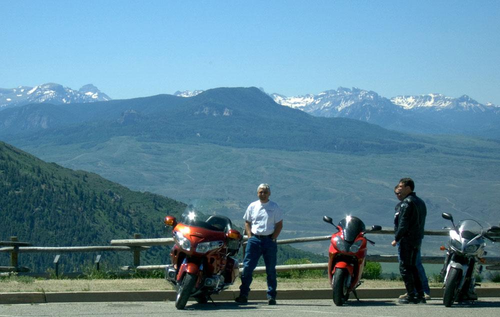 df5288b6942 San Juan Mountains motorcycle touring in southwest Colorado