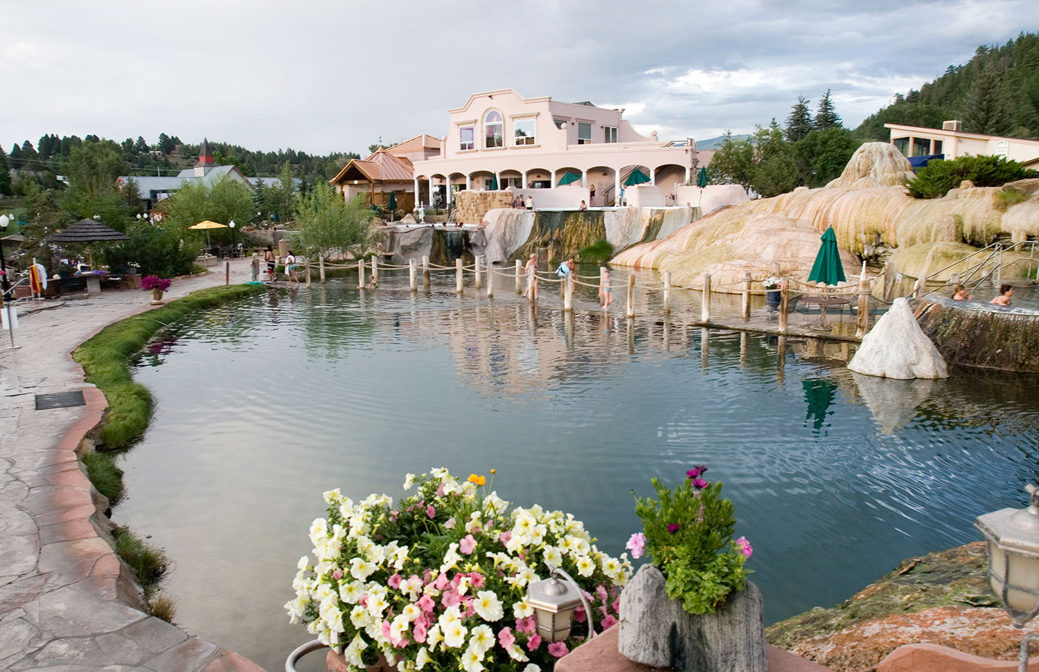 The Springs Resort And Spa Hot In Pagosa Colorado