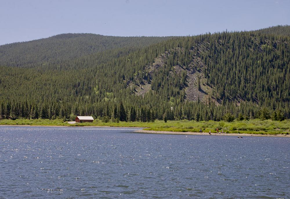 Red Feather Lakes