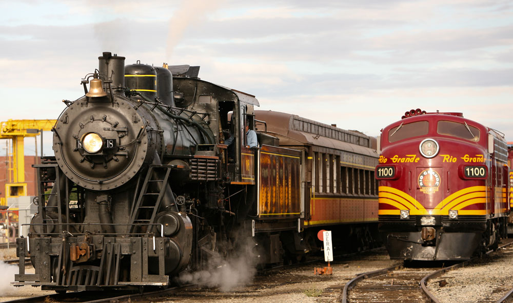 Historic & Scenic Colorado Trains | Colorado com