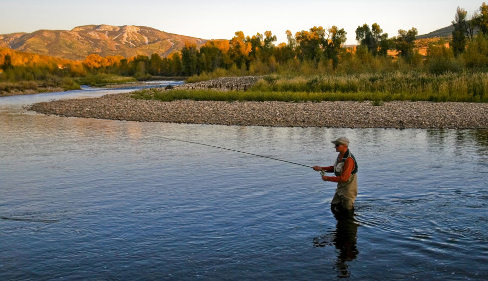 10 western colorado fly fishing spots for Michigan out of state fishing license
